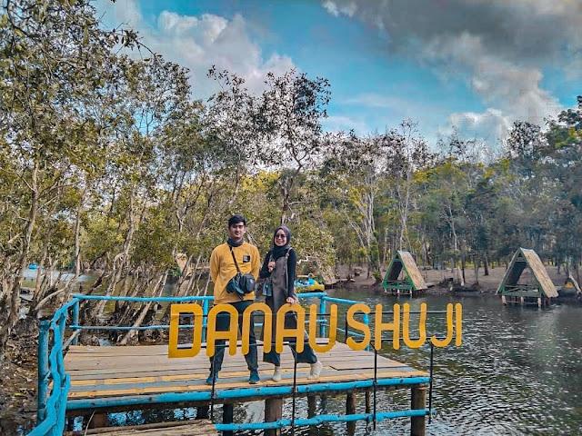 Danau Shuji Lembak Muara Enim