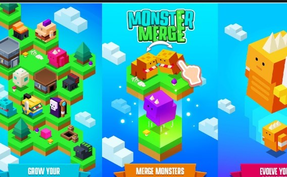 Merge money Apk Free on Android Game Download