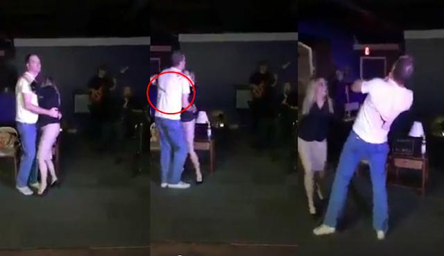 Saat Berdansa Bersama, Wanita Ini Membunuh Suaminya Didepan Banyak Orang