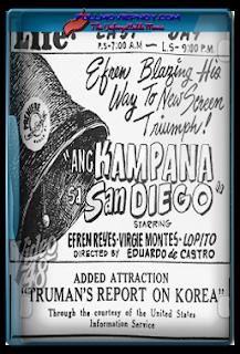 Ang Kampana ng San Diego (1950)
