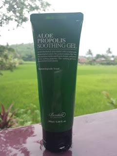 Kemasan Benton Aloe Propolis Shooting gel