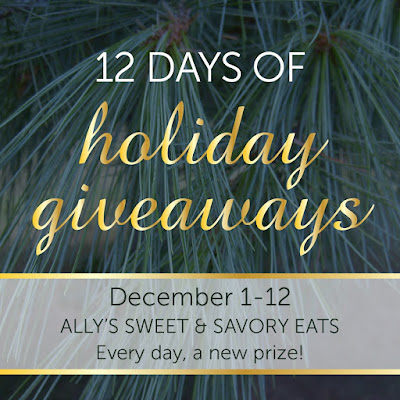 12 Days of Holiday Giveaways: Day 1 #12daysofholidaygiveaways