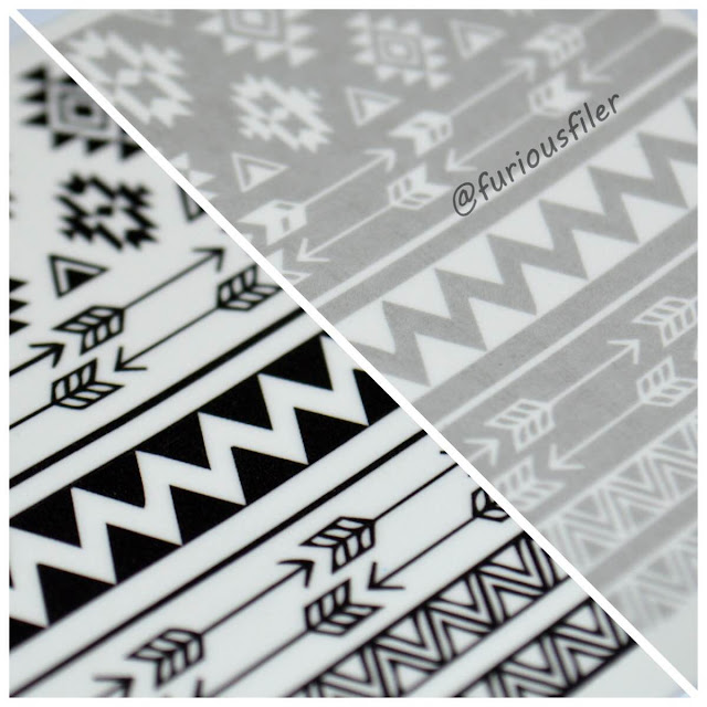 tribal aztec pattern water decals chevrons arrows furiousfiler