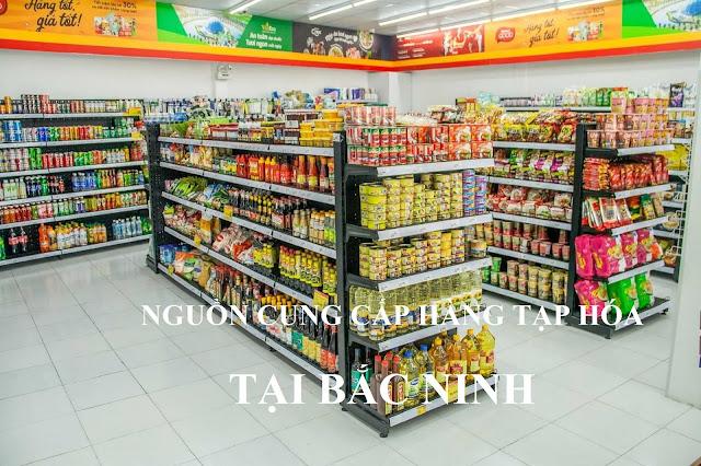 Nguồn hàng tạp hóa Bắc Ninh