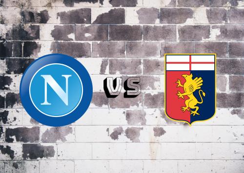 Napoli vs Genoa  Resumen y Partido Completo