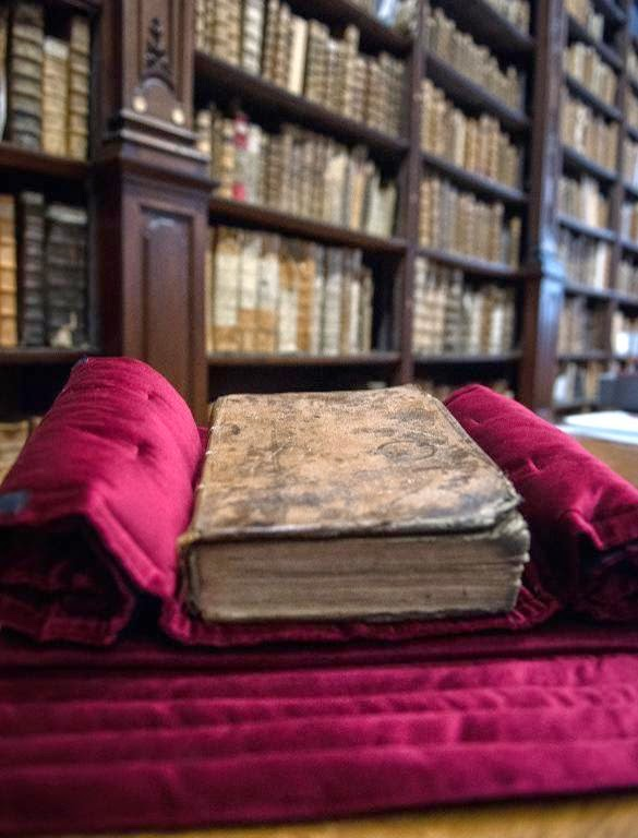 Rare first Shakespeare edition found in French library