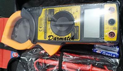 Jual Tang Ampere Masda DM-6266 AC Clamp Meter