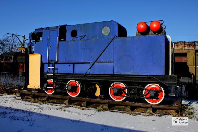 Pług kolejowy