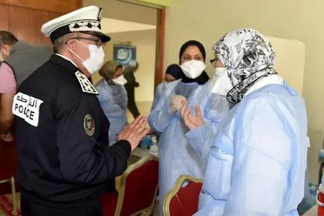 أخبار المغرب: تدابير مغربية صارمة ترافق الحملة الوطنية للتلقيح ضد جائحة فيروس كورونا المستجد بالمغرب corona virus كوفيد19 covid19