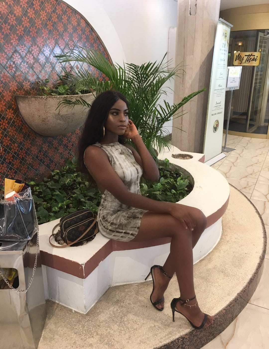 Nigerian Woman Shares Emotional Video Celebrating 1 Year She Quit Smoking And Drugs (Video) #Arewapublisize