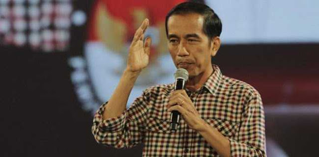 2014, Jokowi Serahkan Mandat Rakyat Kepada Ketum Parpol