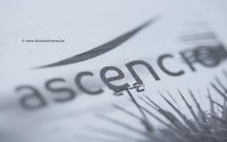 Aandeel Ascencio dividend 2020/2021