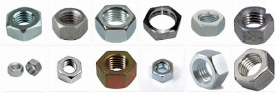 hex nut manufacturer supplier trader stockist from gidc gujarat india