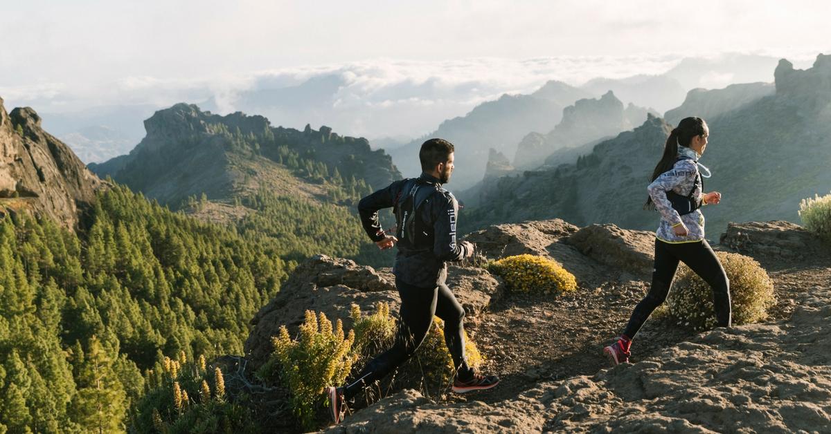 Kalenji Kiprun trail running