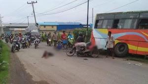 Kecelakaan Lalulintas di Jalan Hamparan Perak Mengakibatkan Seorang Remaja Meninggal Dunia