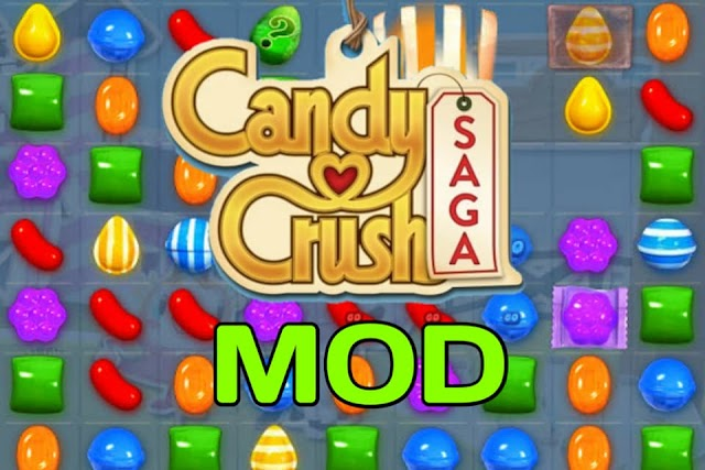 Candy crush mod apk download unlimited lives