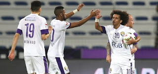 مشاهدة مباراة الوحدة والعين بث مباشر بتاريخ 26-5-2019 دوري الخليج العربي الاماراتي