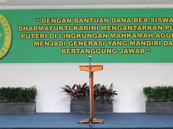 Program Beasiswa Dharmayukti Karini Jakarta