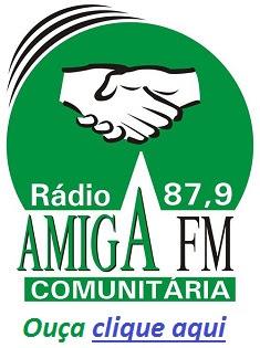 Ouça a Rádio Amiga FM de Registro-SP