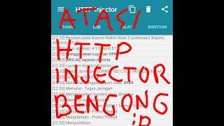 Anda mungkin pernah mendengar mengenai http injector Cara Setting Http Injeksi (Injector) Yang Bisa Anda Ikuti