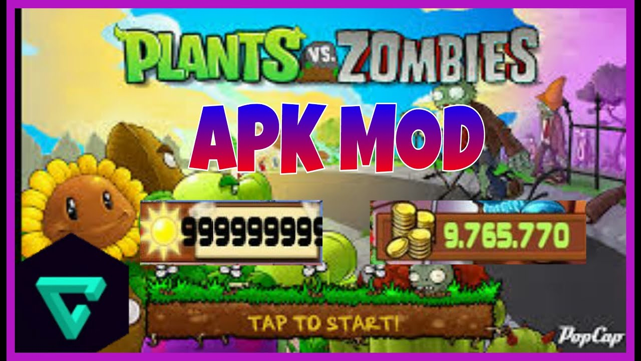 tie-smallDownload Plants vs. Zombies FREE Mod Money