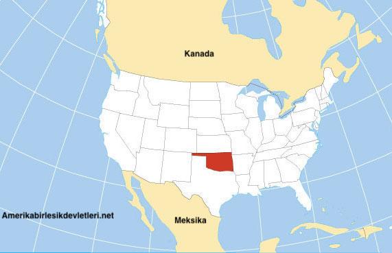Oklahoma Eyaleti