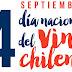 #Panorama @MGallegosGroup Dia Nacional Del Vino Chileno .