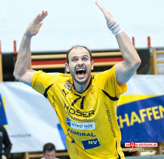 Handball: Mitkov Österreichs Legionär des Jahres