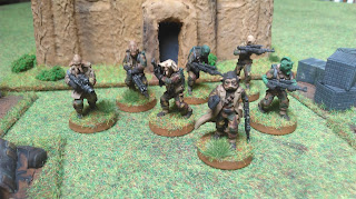 Star Wars Legion Alien Troopers