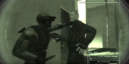 Tom Clancy's Splinter Cell Chaos Theory PC Game Download