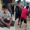 Video Penganiayaan Viral, Tiga Pemuda Sibulue Bone Menangis Diciduk Polisi