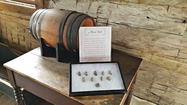 civil war ammunition
