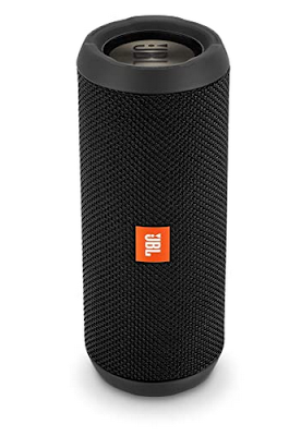 JBL Flip 3 Stealth Waterproof Portable Bluetooth Speaker With Rich Deep Bass