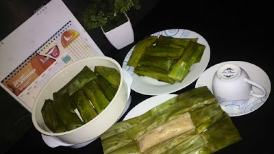 pais pisang tepung beras