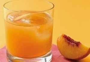 عصير الخوخ