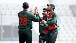 Bangladesh vs West Indies 2nd ODI 2021 Highlights