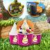 Dragon Quest Builders Partners with Menchies Frozen Yogurt