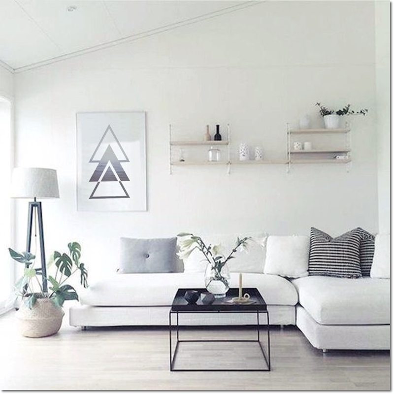 Modern Interior Design, Minimalist Living Room Ideas