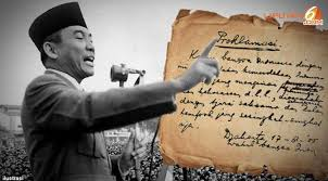 HISTORY OF INDONESIAN INDEPENDENCE PROCLAMATION