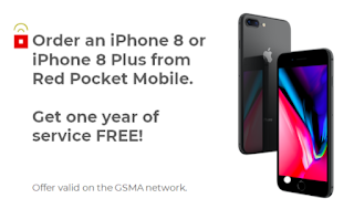 red-pocket-mobile-iphone-8-free-plan