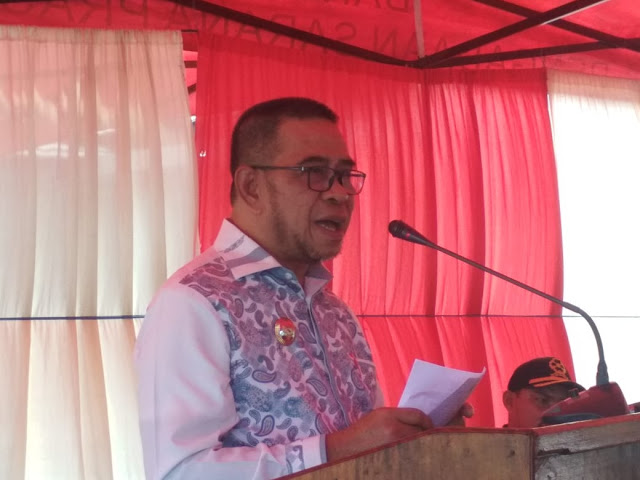 H. Zainuddin: Program KB Sejalan Dengan Visi Kabupaten Kepulauan Selayar