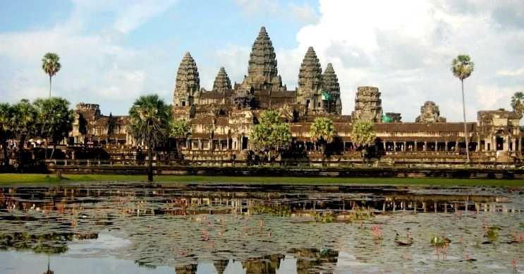 Angkor Wat, Kolombiya'da bulunan dünyadaki en gizemli yapılardan biridir.
