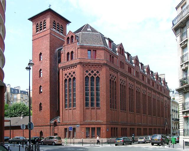 Couvent Saint-François, rue du Père-Corentin, rue Marie Rose, Quartier du Petit-Montrouge, Paris