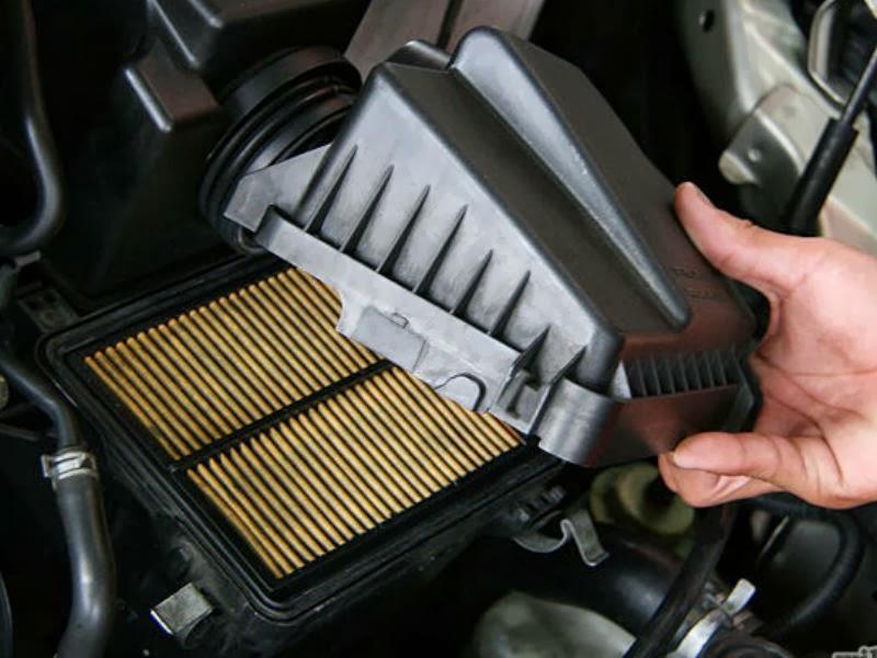 filter udara grand new avanza spesifikasi veloz 1.5 cara mengganti sangat mudah menyediakan lepaskan tutup rumah