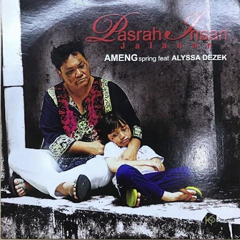 Ameng - Pasrah Insan Jalanan (feat. Alyssa Dezek) MP3