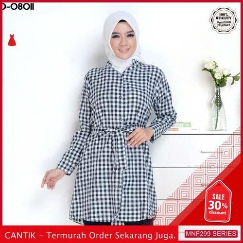 MNF299B175 Baju Muslim Wanita 2019 D 08011 Panjang 2019 BMGShop