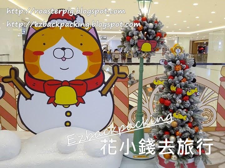 海港城LCX聖誕裝飾2020