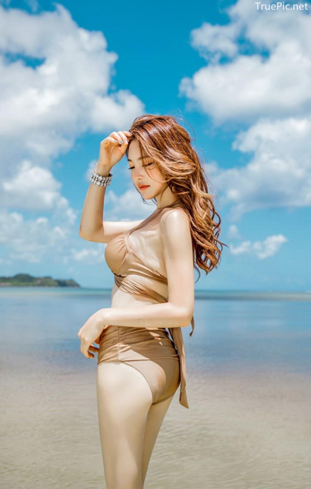 The Korean Model With Bikini !!! Korean Girl !!! Hot Video