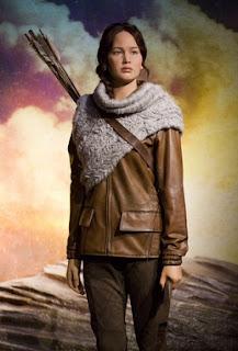 Gambar Jaket Coklat Katniss Everdeen