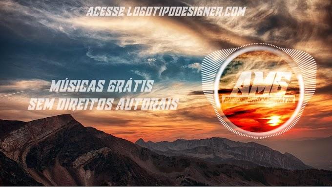 Audio Spectrum #09 DANCE ELETRONICA Logo Tipo Designer AMG Músicas Grátis